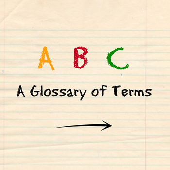 ABC - A Glossary of Terms