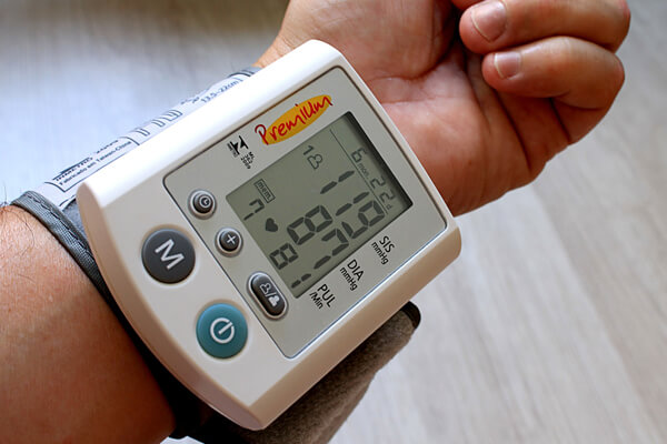 Blood Pressure Testing Device
