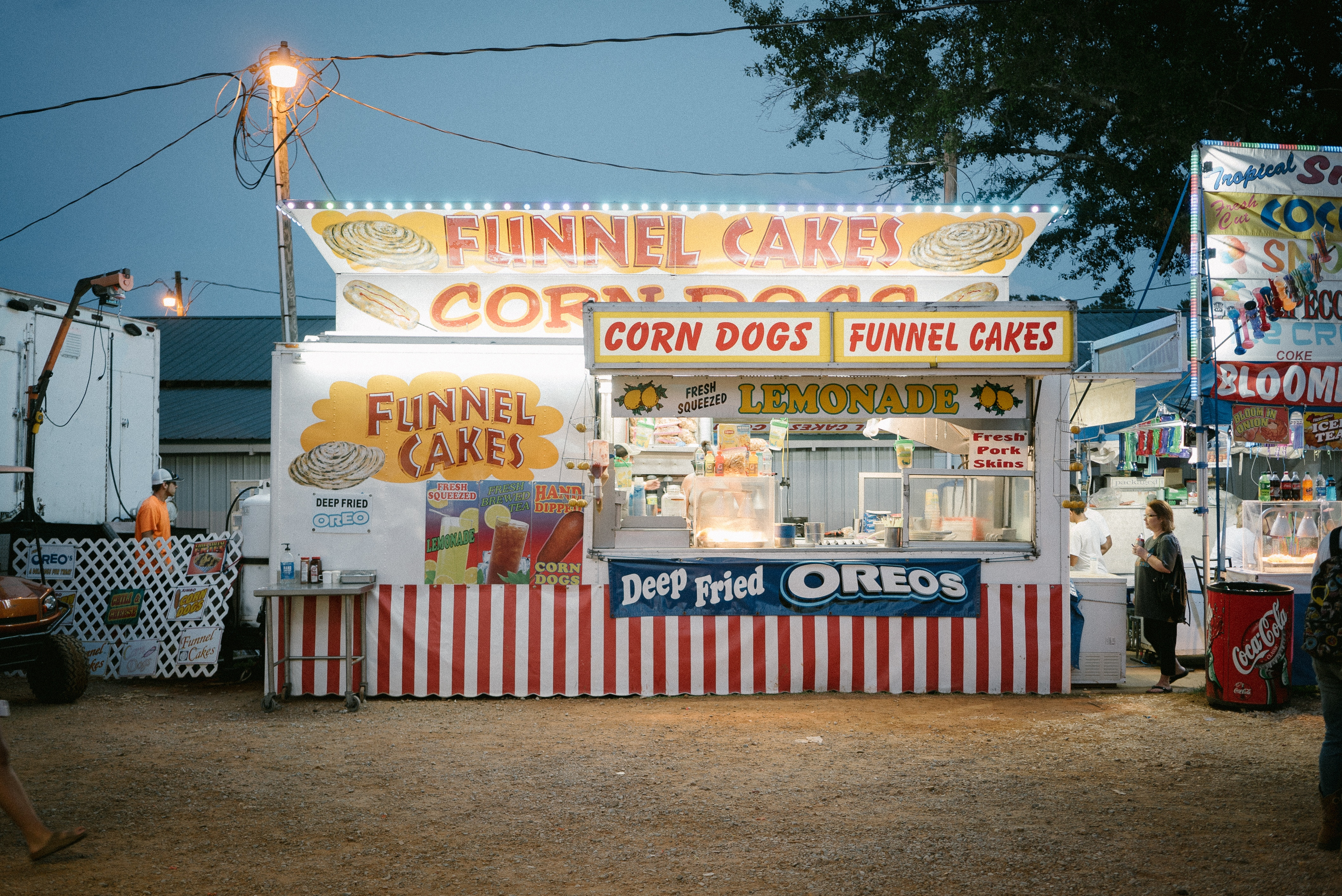 Visiting the State Fair with Diabetes